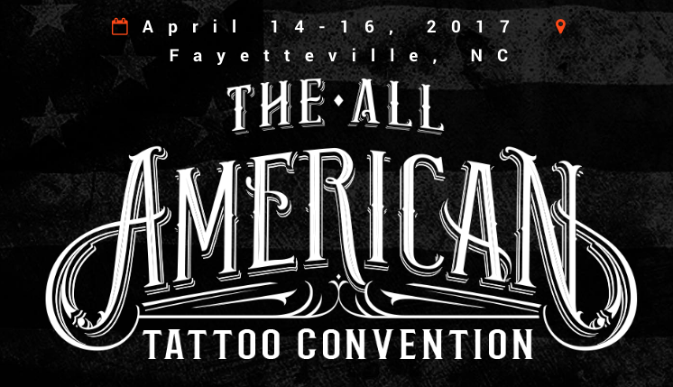 The All American Tattoo Convention